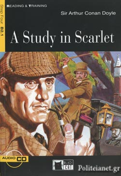 A STUDY IN SCARLET (+CD) (READING AND TRAINING STEP FOUR B2.