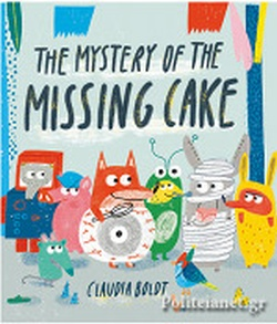 (H/B) THE MYSTERY OF THE MISSING CAKE