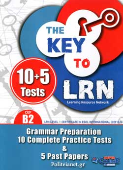 THE KEY TO LRN CEF B2 10+5 TESTS // GRAMMAR PREPARATION 10 C