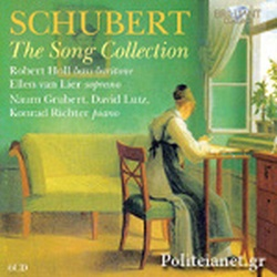 (6CD) SCHUBERT - THE SONG COLLECTION