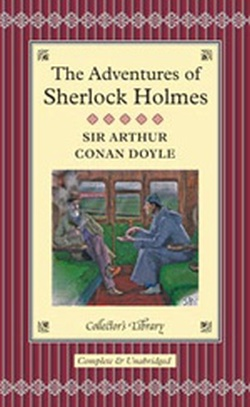 ADVENTURES OF SHERLOCK HOLMES ( COLLECTOR΄S LIBRARY )