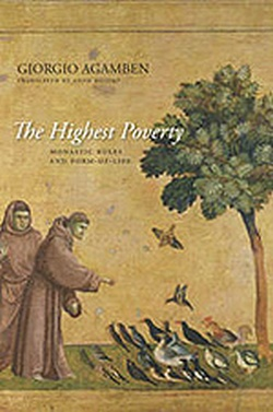 (P/B) THE HIGHEST POVERTY // MONASTIC RULES AND FORM OF LIFE