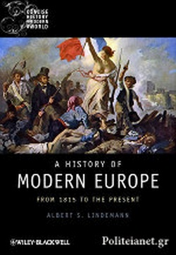 (P/B) A HISTORY OF MODERN EUROPE // FROM 1815 TO THE PRESENT