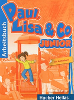 PAUL, LISA AND CO JUNIOR // ARBEITSBUCH