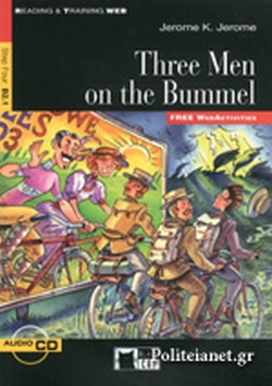 THREE MEN ON THE BUMMEL (+CD) // FREE WEBACTIVITIES
