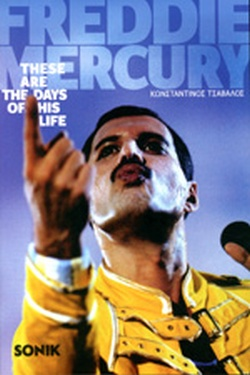 FREDDIE MERCURY // THESE ARE THE DAYS OF HIS LIFE
