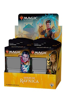 MTG: GUILDS OF RAVNICA PLANESWALKER DECK