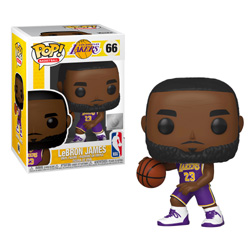 LAKERS - LEBRON JAMES #66 // FUNKO POP