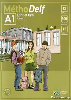 METHODELF A1 JUNIOR // ECRIT ET ORAL (+CD-MP3)