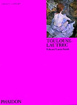 (P/B) TOULOUSE LAUTREC ( COLOUR LIBRARY - 0714827614 )