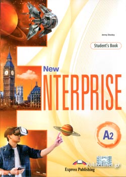 NEW INTERPRISE A2 // STUDENT'S BOOK (WITH DIGIBOOK APP)