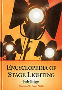 (H/B) ENCYCLOPEDIA OF STAGE LIGHTING ( 0786415126 )