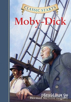 (H/B) MOBY-DICK // RETOLD FROM THE ORIGINAL