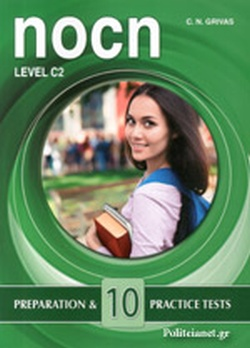 NOCN LEVEL C2 // PREPARATION AND 10 PRACTISE TESTS