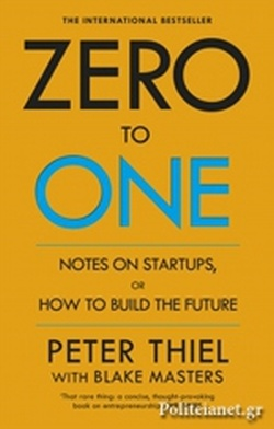 (P/B) ZERO TO ONE // NOTES ON START UPS, OR HOW TO BUILD THE