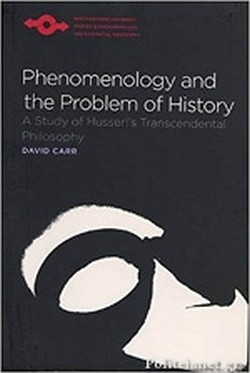 (P/B) PHENOMENOLOGY AND THE PROBLEM OF HISTORY // A STUDY OF