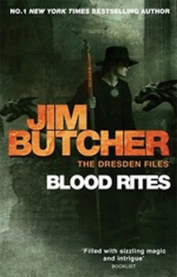(P/B) BLOOD RITES ( DRESDEN FILES / SERIES )