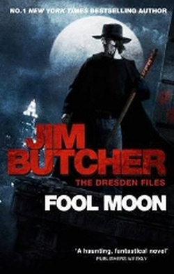 (P/B) FOOL MOON ( DRESDEN FILES / SERIES )