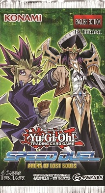 YU-GI-OH!: ARENA OF LOST SOULS BOOSTER