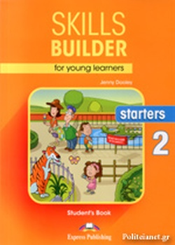 (2017) SKILLS BUILDER FOR YOUNG LEARNERS 2-STARTERS, STUDENT