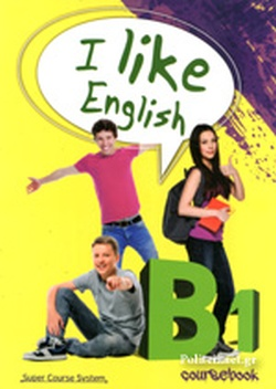 I LIKE ENGLISH B1, COURSEBOOK (+i-BOOK)