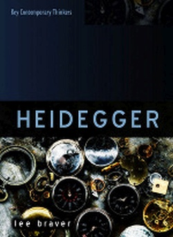 (P/B) HEIDEGGER // THINKING OF BEING