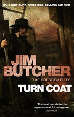 (P/B) TURN COAT // DRESDEN FILES