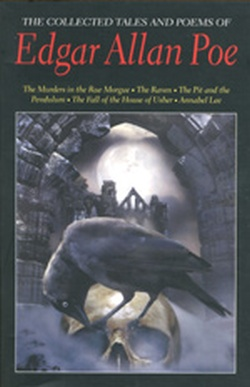 (P/B) THE COLLECTED TALES AND POEMS OF EDGAR ALLAN POE