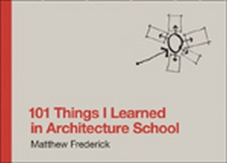 (H/B) 101 THINGS I LEARNED IN ARCHITECTURE SCHOOL