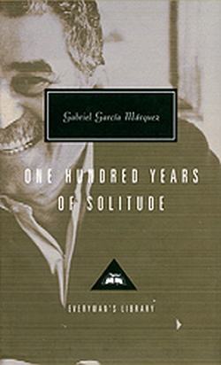 ONE HUNDRED YEARS OF SOLITUDE ( EVERYMAN )