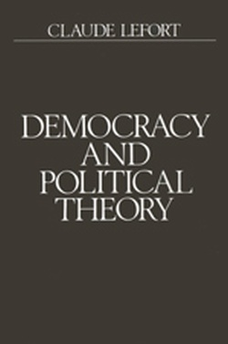 (H/B) DEMOCRACY AND POLITICAL THEORY