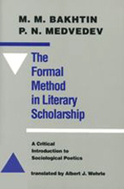 (P/B) THE FORMAL METHOD IN LITERARY SCHOLARSHIP