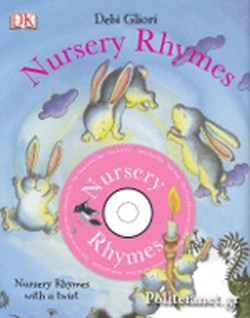 (P/B) NURSERY RHYMES (INCLUDES AUDIO-CD)