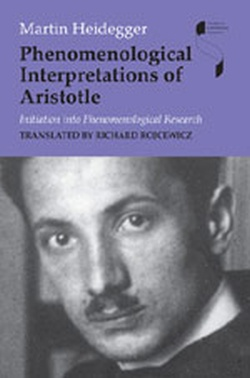 (P/B) PHENOMENOLOGICAL INTERPRETATIONS OF ARISTOTLE // INITI