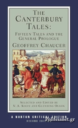 (P/B) THE CANTERBURY TALES // FIFTEEN TALES AND THE GENERAL