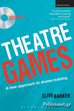(P/B) THEATRE GAMES - A NEW APPROACH TO DRAMA TRAINING