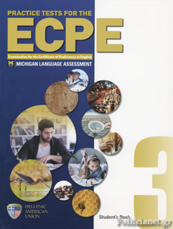 PRACTICE TESTS FOR THE ECPE 3 // STUDENT΄S BOOK
