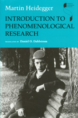 (CLOTH) INTRODUCTION TO PHENOMENOLOGICAL RESEARCH