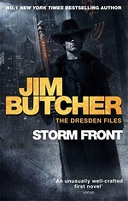 (P/B) STORM FRONT ( DRESDEN FILES / SERIES )