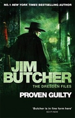 (P/B) PROVEN GUILTY // DRESDEN FILES