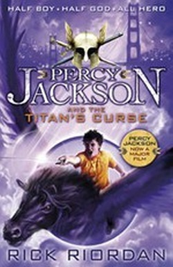 (P/B) PERCY JACKSON AND THE TITAN'S CURSE