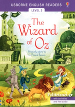 THE WIZARD OF OZ // RETOLD BY MAIRI MACKINNON