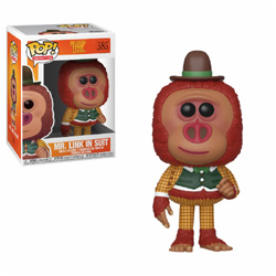 MISSING LINK - MR. LINK WITH SUIT #585 // FUNKO POP
