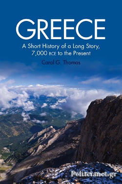 (P/B) GREECE // A SHORT HISTORY OF A LONG STORY, 7000 BCE TO