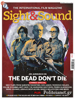 SIGHT AND SOUND T.29/7 - JULY 2019