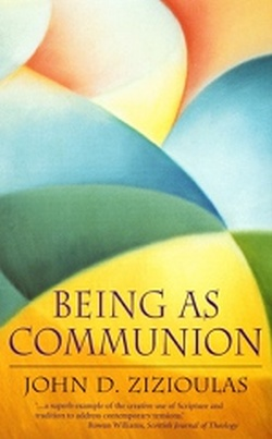 (P/B) BEING AS COMMUNION