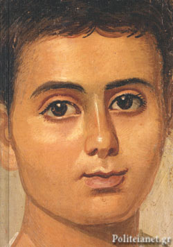 FACING ETERNITY // FROM THE FAYUM PORTRAITS TO THE EARLY CHR