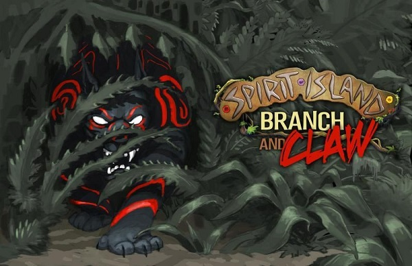 SPIRIT ISLAND: BRANCH AND CLAW EXPANSION // ΕΠΙΤΡΑΠΕΖΙΟ ΠΑΙΧ