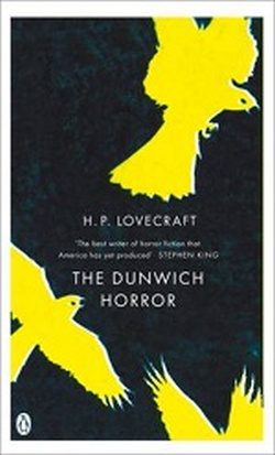 (P/B) THE DUNWICH HORROR ( GOTHIC CLASSICS )