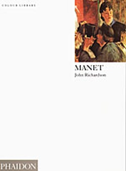 (P/B) MANET ( COLOUR LIBRARY - 071482755X )